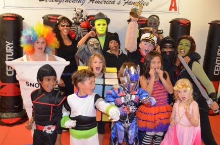 Halloween Party… Fun… Fun…Fun!